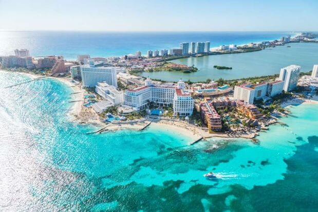 Mexican Caribbean unveils new official website