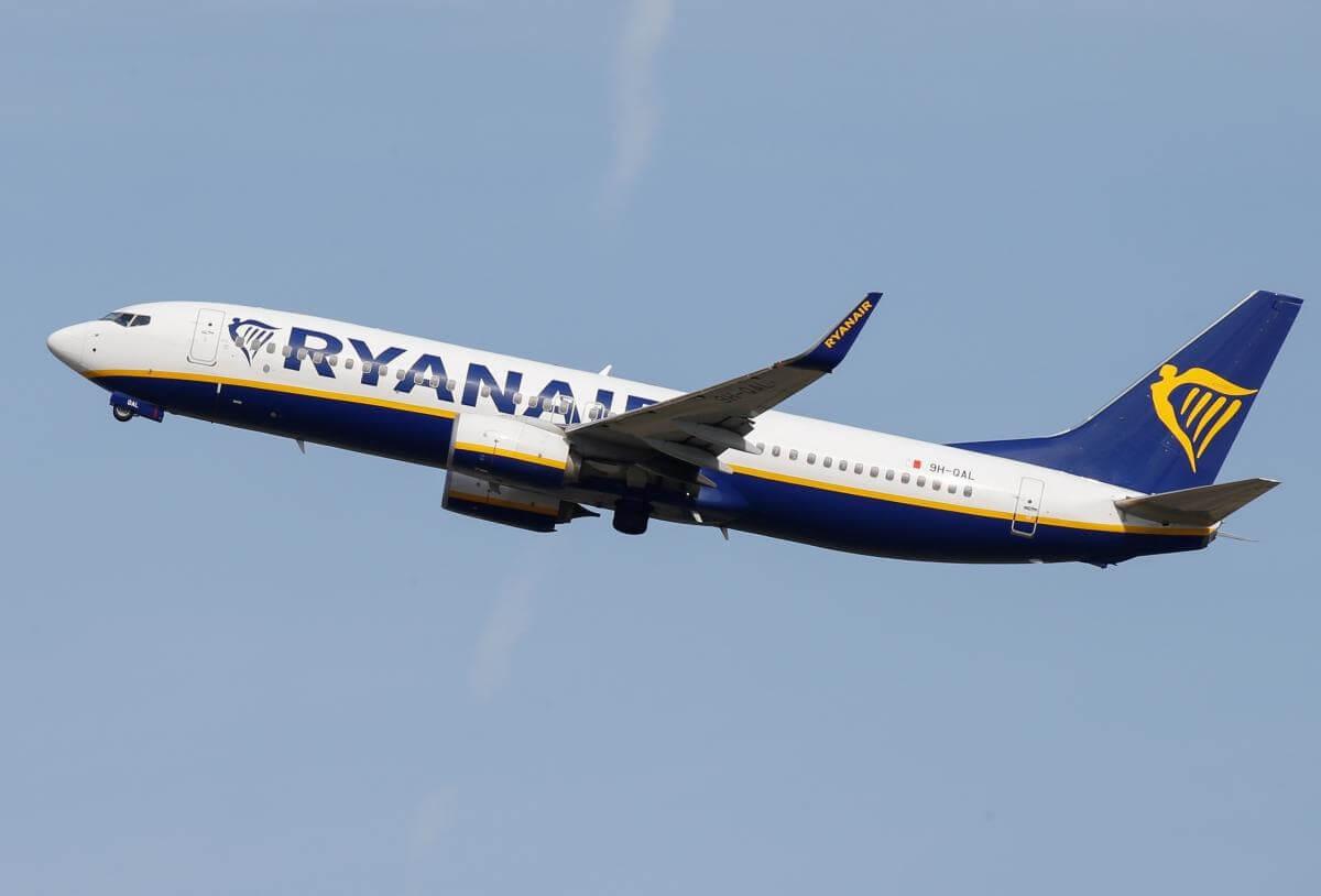 Ryanair launches flights from Budapest Airport to Kharkiv, Ukraine