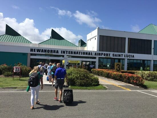 Saint Lucia Tourism: 400K stay-over arrivals in 40th year of independence