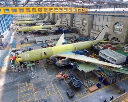 Airbus adds A321 production capabilities in Toulouse