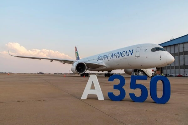 Ultra long-haul: South African Airways flies new A350 from New York to Johannesburg