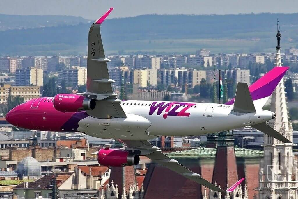 Wizz Air launches new flight from Budapest to Santander, Spain