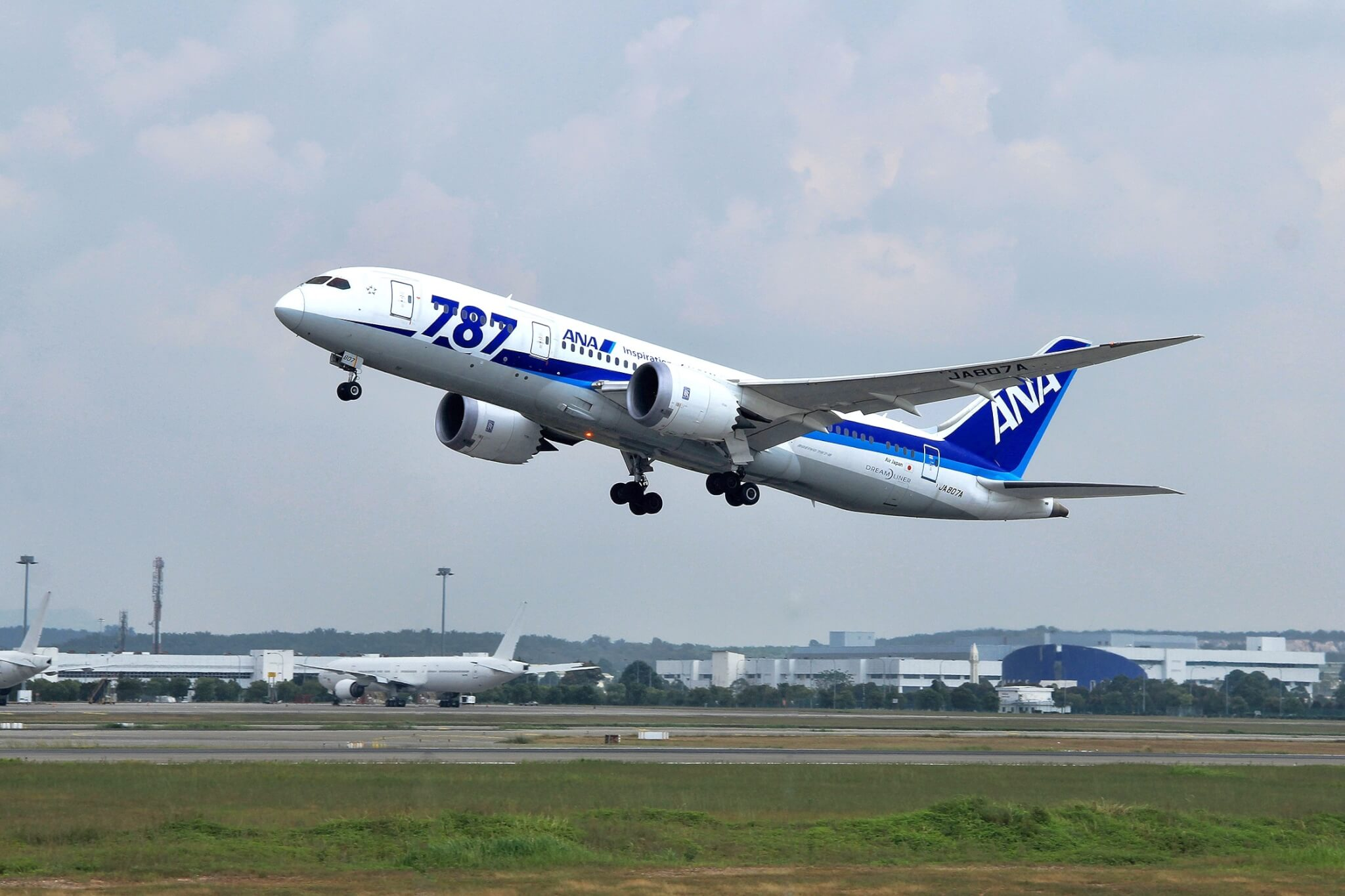ANA boosts long-haul flying from Tokyo Haneda Airport