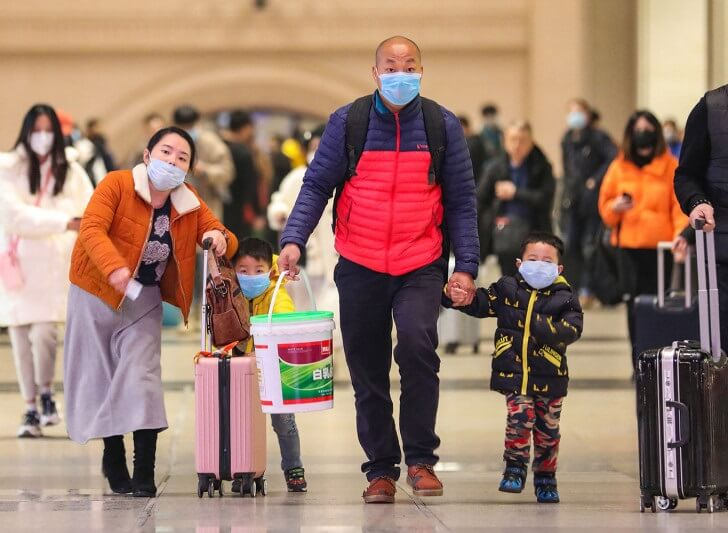 COTRI: Chinese outbound tourism and coronavirus outbreak