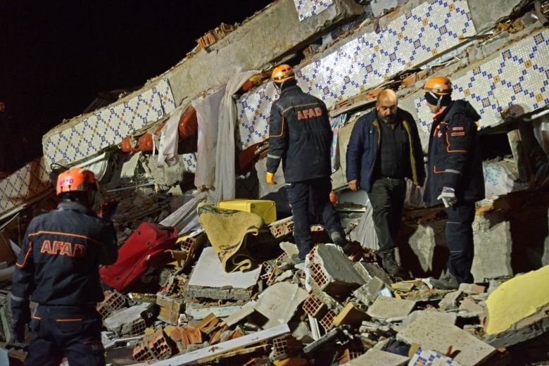 22 people killed in devastating Turkey earthquake