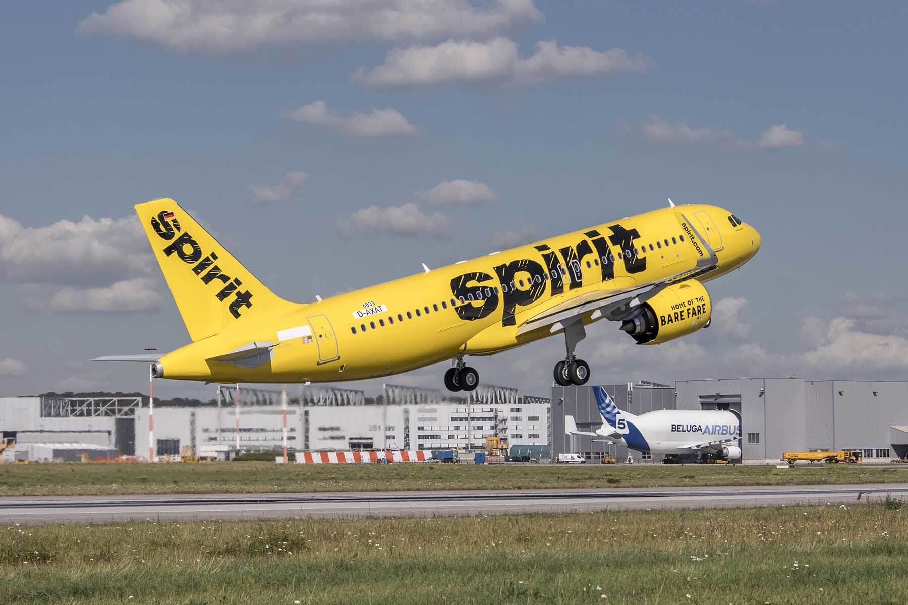 100 A320neo aircraft: Spirit Airlines places huge order with Airbus