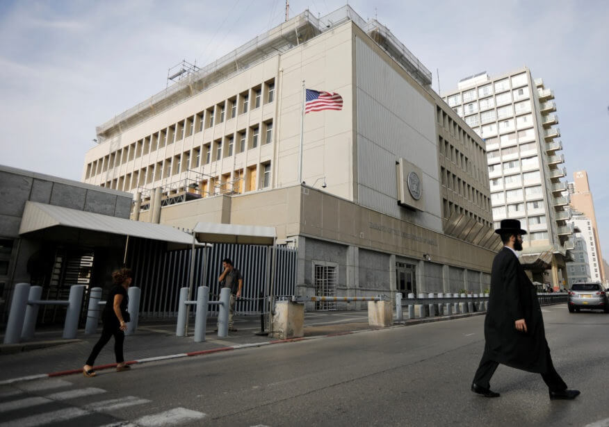 US Embassy warns Americans in Israel of rocket attacks and 'security incidents'