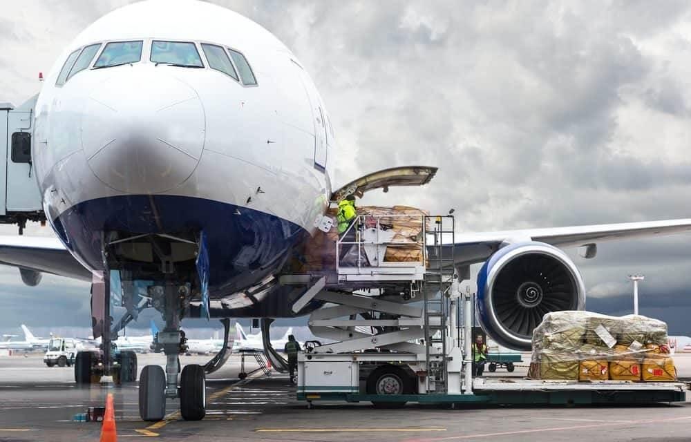 IATA: Air freight demand down