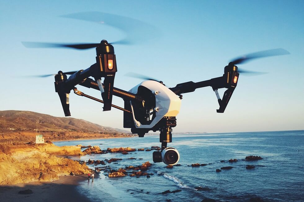 Top 10 most popular countries filmed by drone in 2019
