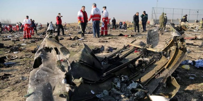 Iran claims Ukraine International Airlines Boeing 'caught fire in flight'
