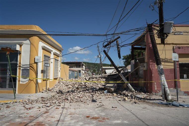 Another devastating earthquake strikes Puerto Rico