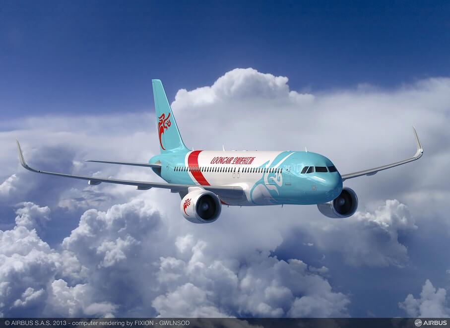 Loong Air launches flight from Chengdu, China to Tashkent, Uzbekistan