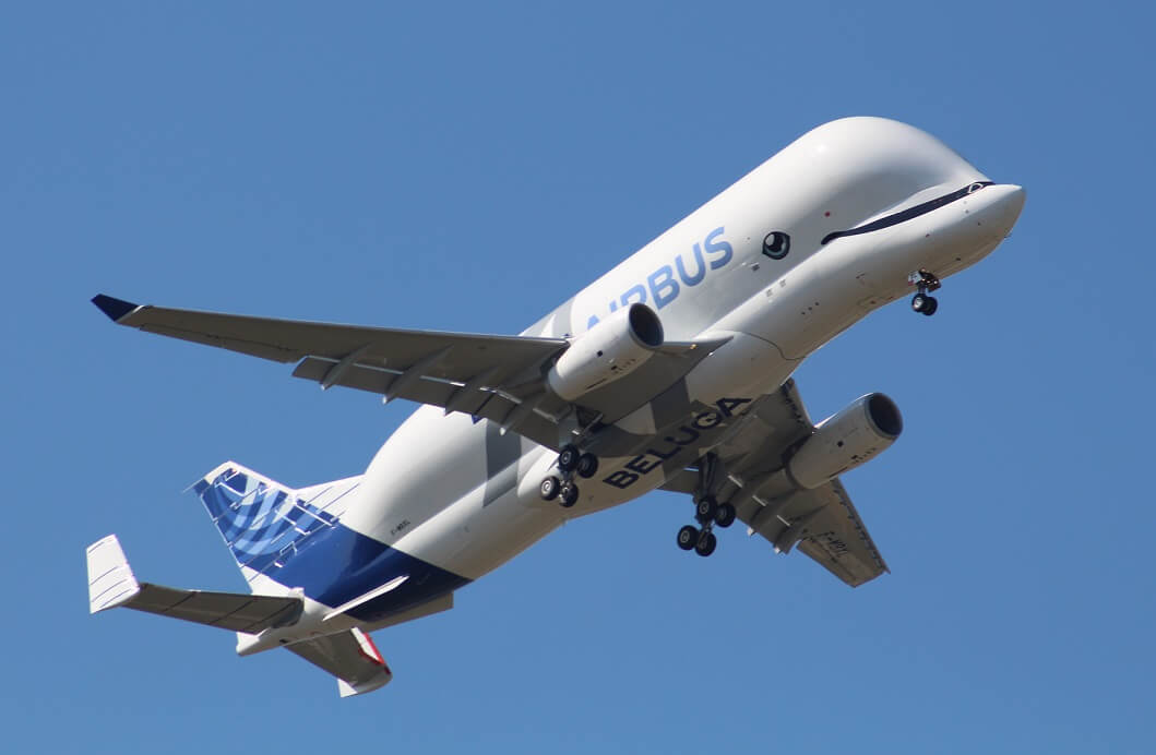 Airbus adds XL capacity to its fleet with BelugaXL
