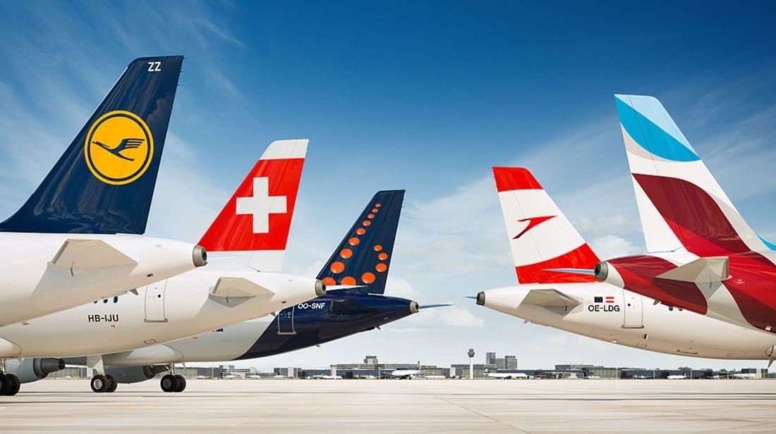 Lufthansa Group Airlines: 145 million passengers in 2019