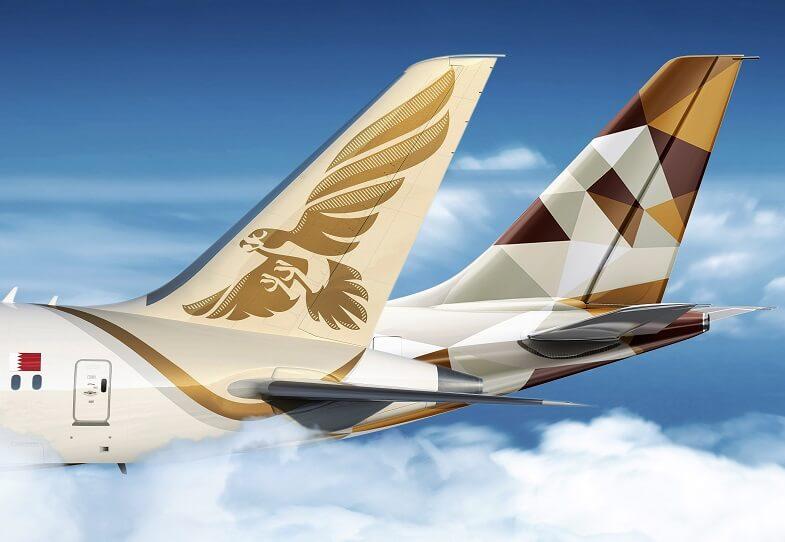Etihad and Gulf Air inked new partnership