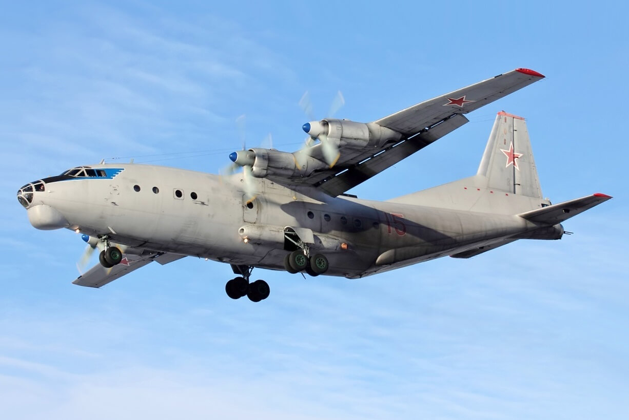 18 people killed in Russian-made Antonov AN-12 plane crash in Sudan