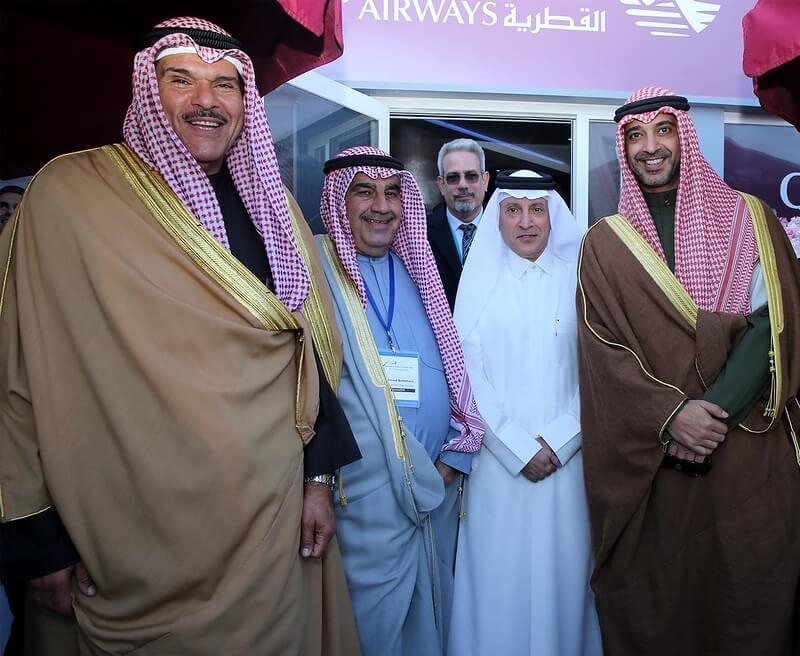 Qatar Airways announces eight new destinations at Kuwait Aviation Show