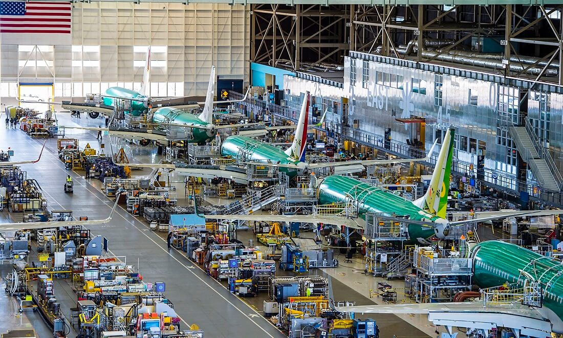 Boeing 2019 aircraft delivery numbers lowest since 2008