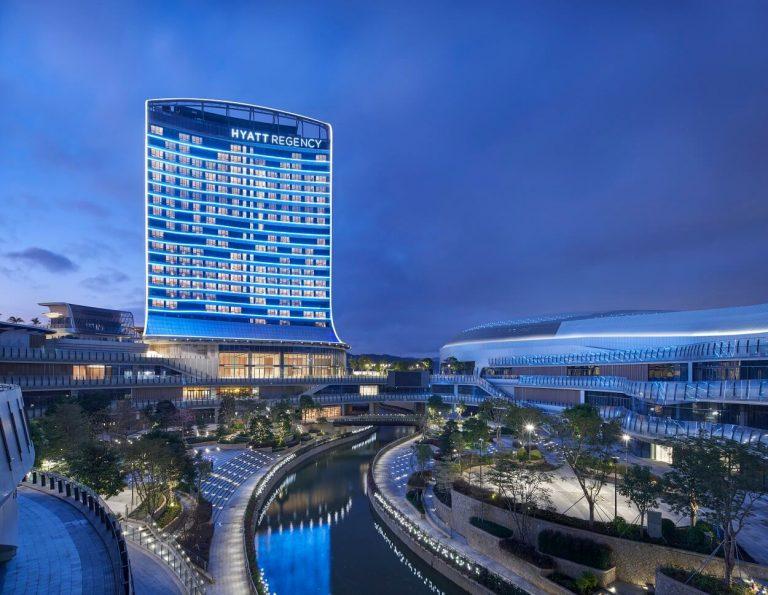 New Hyatt Regency hotel opens in Greater Bay Area of Southern China