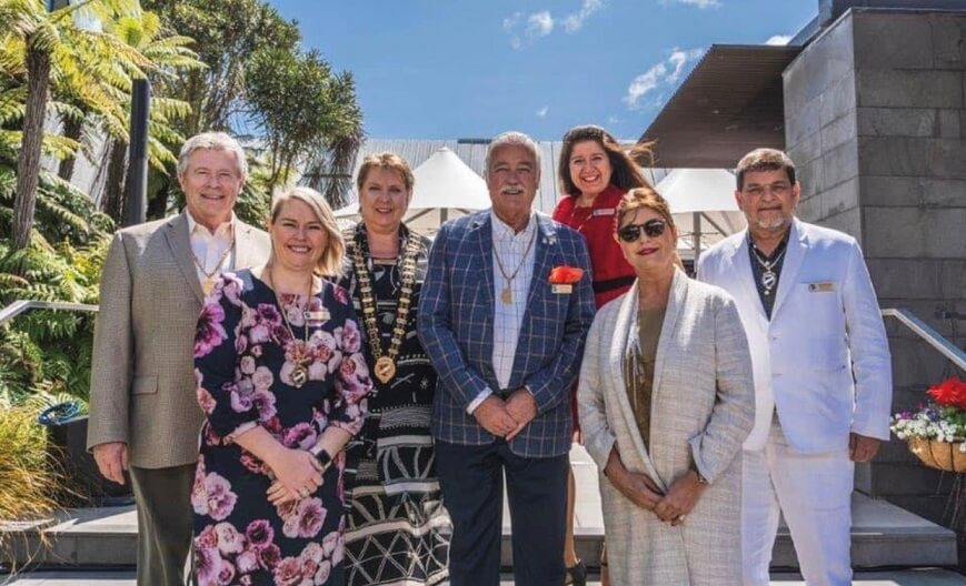 Skål Executive Committee Meets in Christchurch