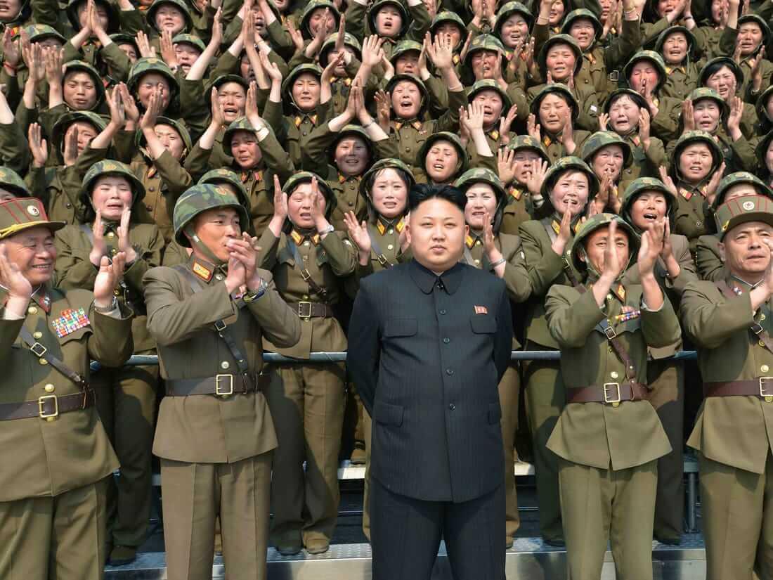 North Korea closes border : Coronavirus