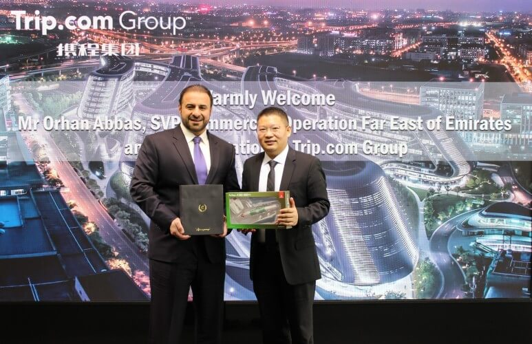 Emirates new reach to the Chinese market: MOU signed