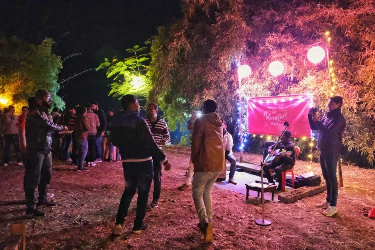 Madhya Pradesh Emerging as Camping and Adventure Tourism Hub