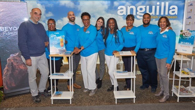 Anguilla Tourist Board Hits the Ground Running in 2020