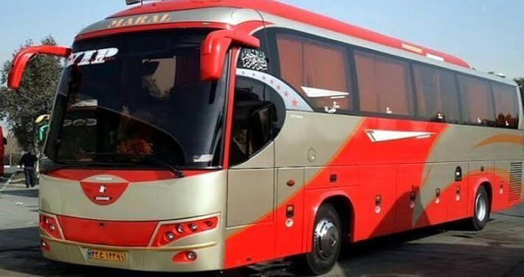 Bus crash in Iran: 20 dead, 23 injured