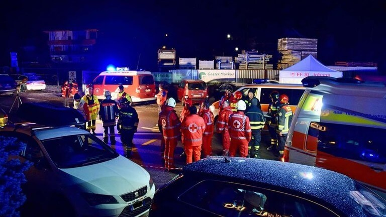Six German Tourists killed in Southern Tyrol, Italy
