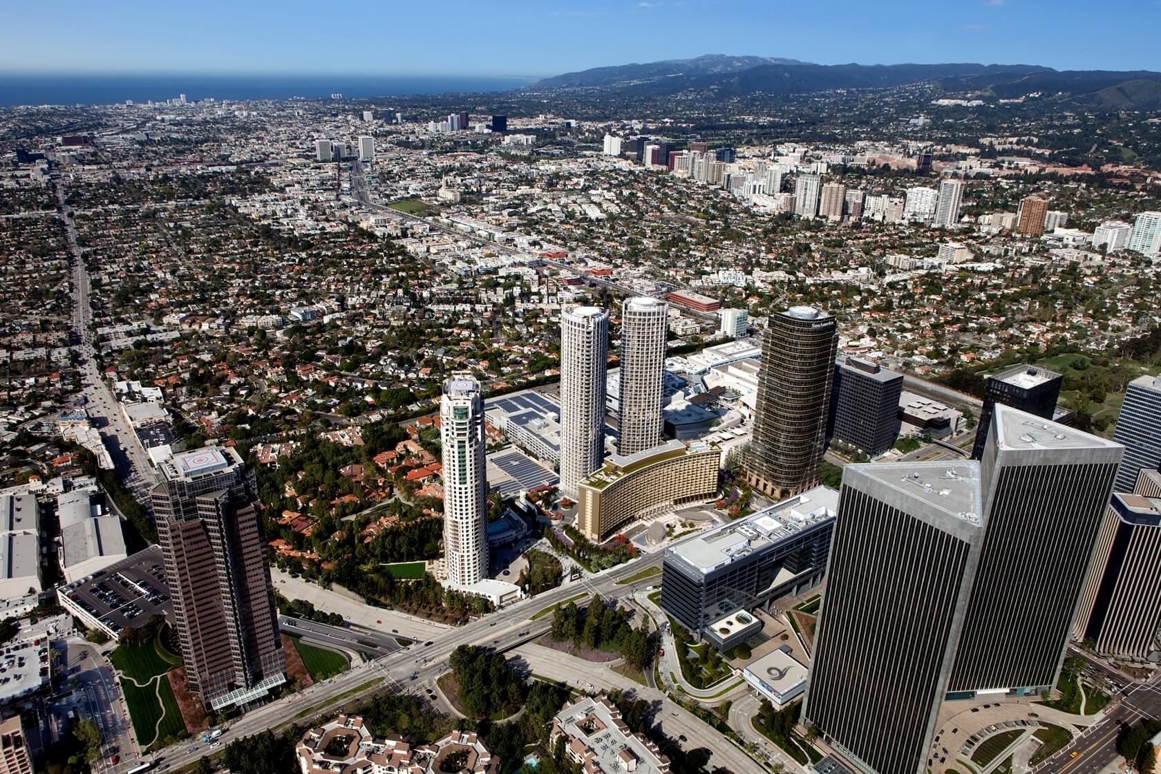 Fairmont Century Plaza Los Angeles has a new culinary team