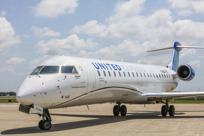 Washington (IAD) to Newark (EWR) every hour on United Airlines