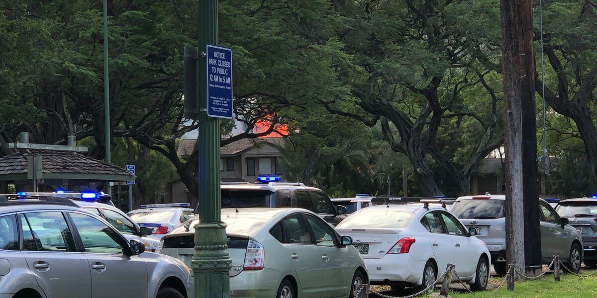 Deadly shooting in Waikiki close to Kapiolani Park