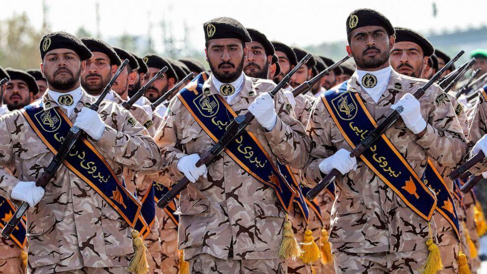 Iran threatens attack on Israel and UAE