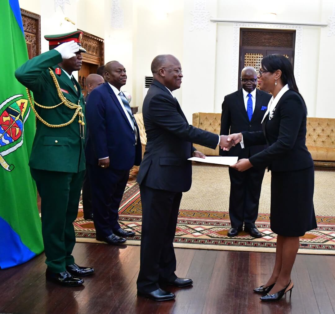 Africa looks to Jamaica for tourism guidance and diplomacy
