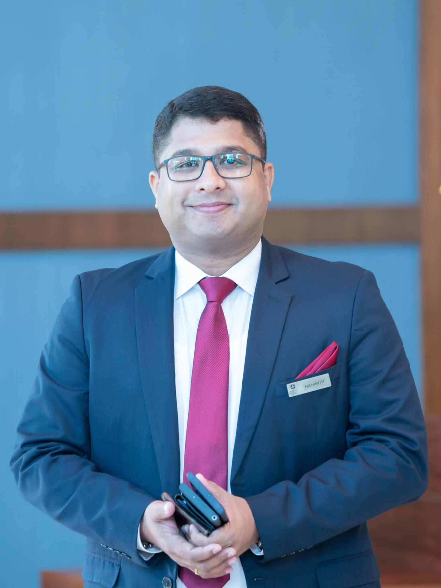 Hyatt in Kerala, India appoints Director of Sales