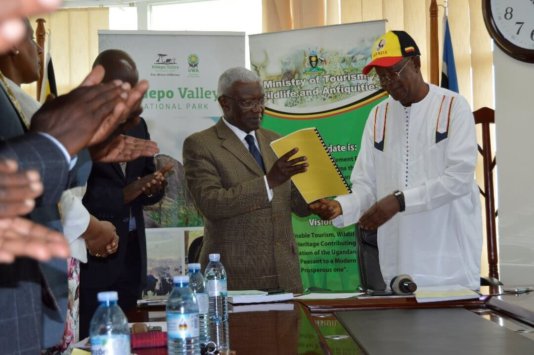 New Uganda Tourism Minister Takes Over After Cabinet Reshuffle