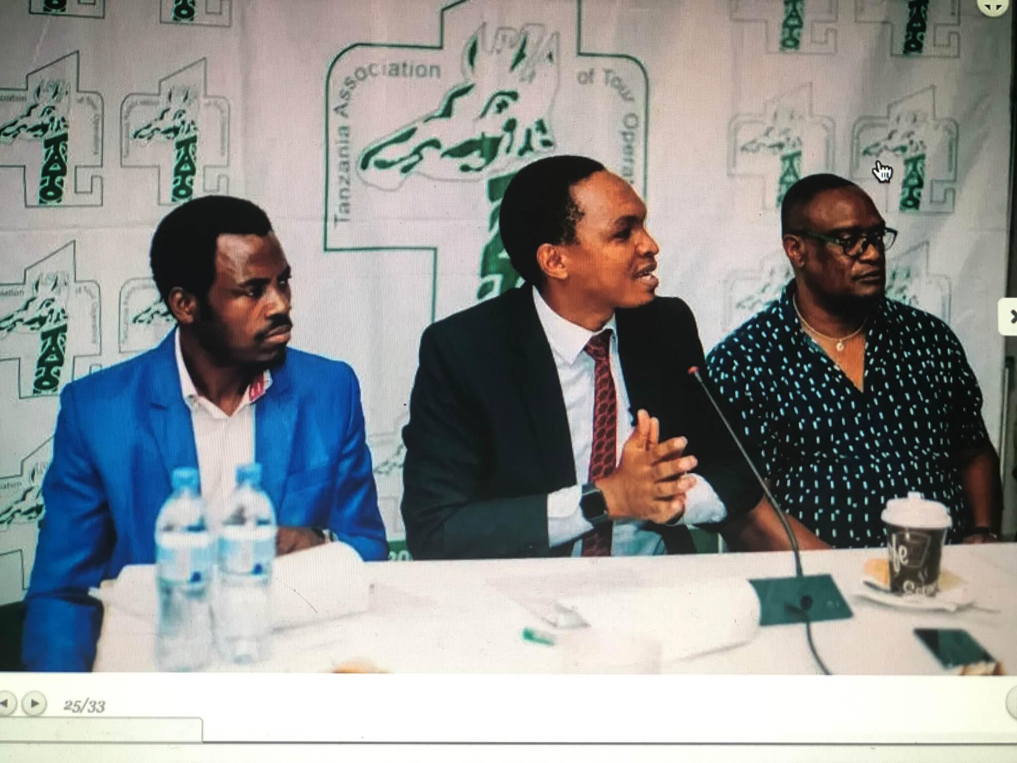 Tanzania Plans Public Private Tourism Partnership