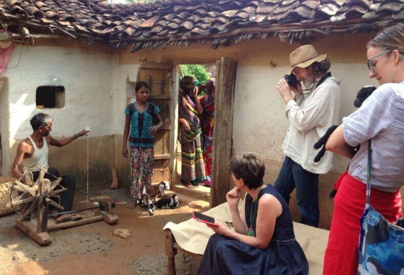 Rural Tourism Day in India Honors Mahatma Gandhi