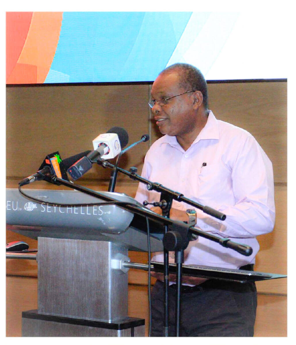 Seychelles Tourism Minister expresses Satisfaction with Performance