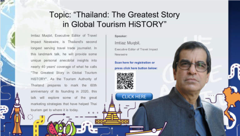 The Greatest Story in Global Tourism History