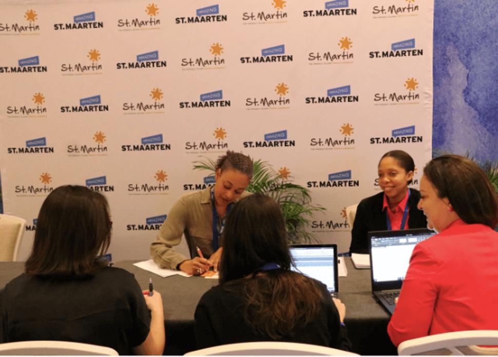 St. Martin and St. Maarten attend CHTA Caribbean Travel Marketplace 2020
