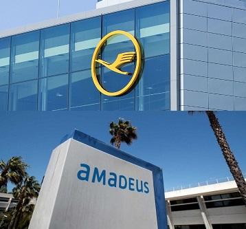 Lufthansa Group renews IT partnership with Amadeus