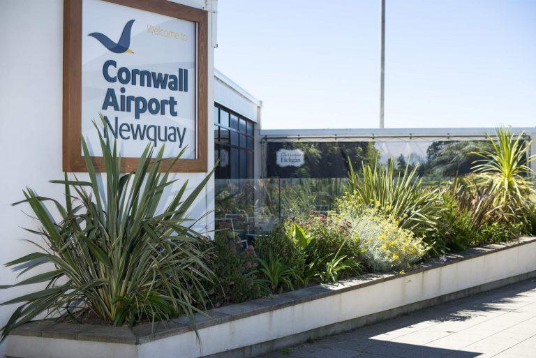Cornwall Airport Newquay names new Managing Director