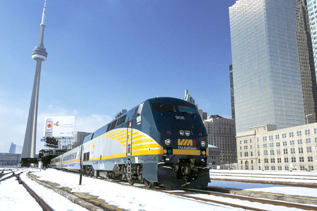 VIA Rail Canada: Back to normal for some routes