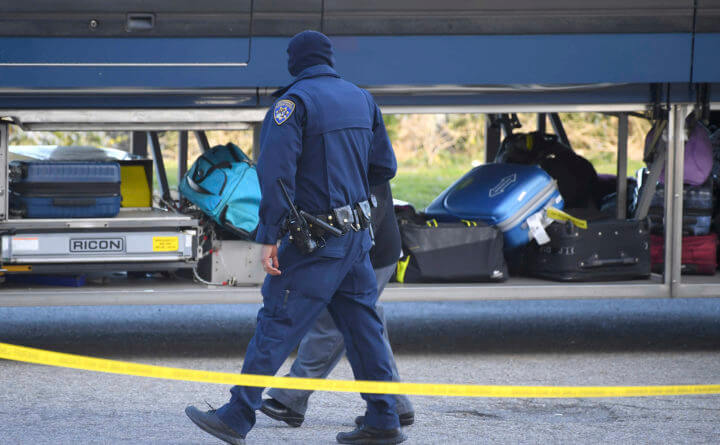 One killed, five wounded as gunmen goes on rampage on California Greyhound bus