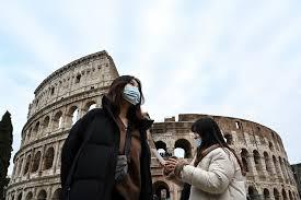 Italy reports 34 cases of coronavirus infection
