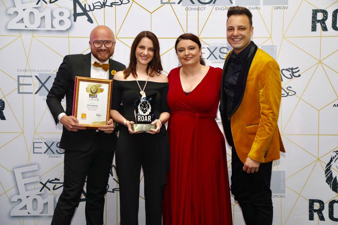 WTM Africa named Best Overall Exhibition in 2019