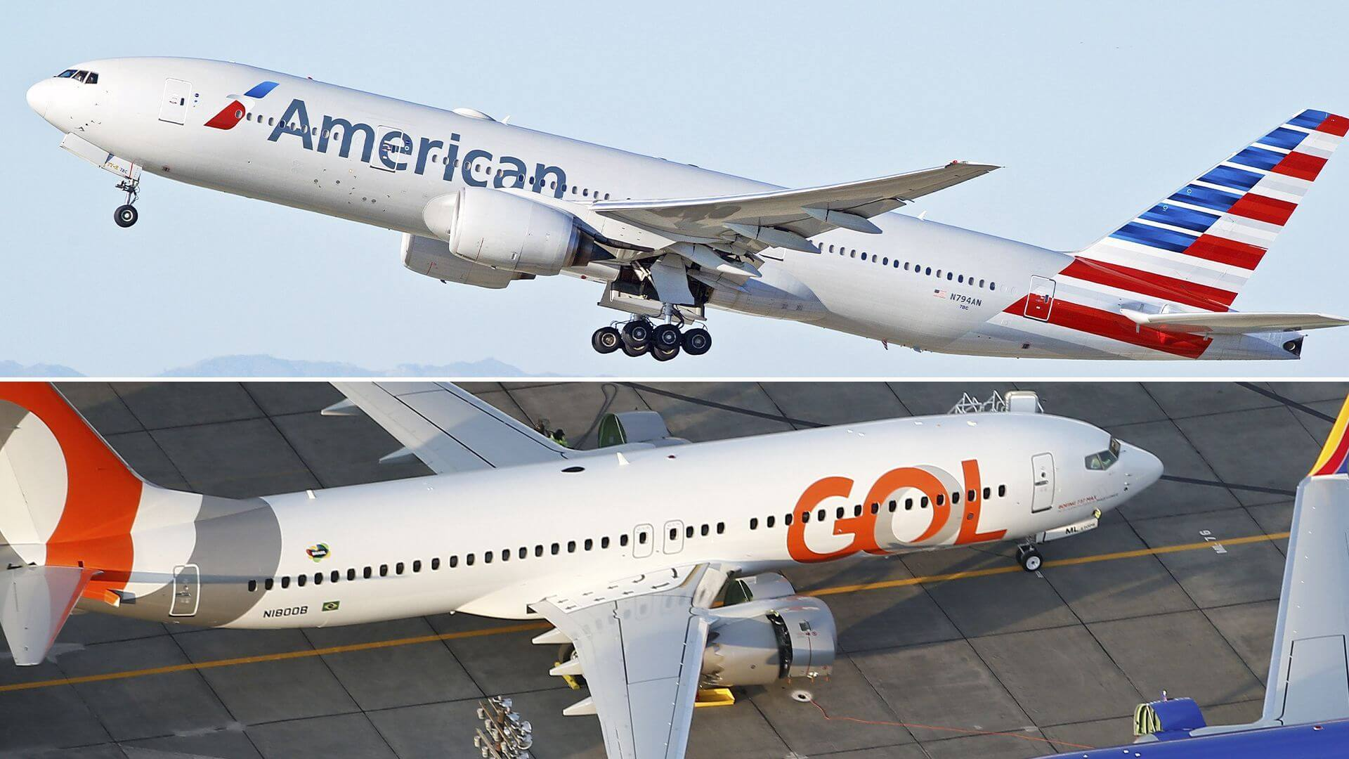 Brazil's GOL and American Airlines announce codeshare agreement