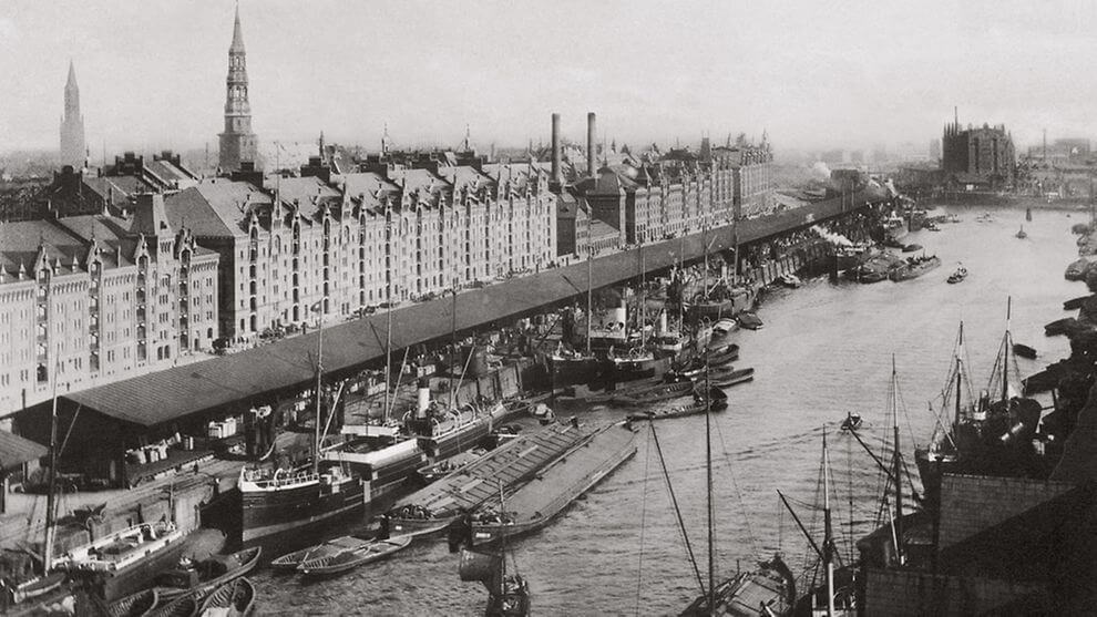 New online guide showcasing Hamburg's historical port venues